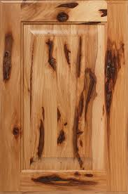 Hickory Cabinet Doors Hickory Ultra Rustic Grade Wood Species Description Walzcraft