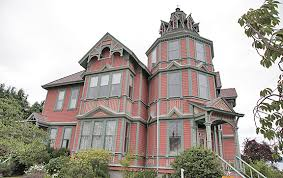 Washington Bed And Breakfast Port Townsend Hauntings Ann Starrett Mansion Hotel