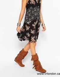 womens fringe boots size 11 vkp69002411 minnetonka 2017 shoes s minnetonka white