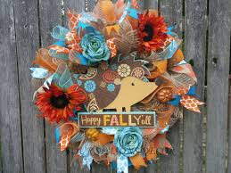 20 fall accents to incorporate into your welcome wreath