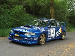 subaru rally car q8 impreza cunico winner mille miglia 1999 impreza
