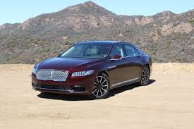 lincoln town car 2017 2017 lincoln continental review autoguide com news