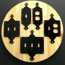 Decorative Wall Plate Covers Decor U0026 Tips Switch Plate Covers Charming Home Finishing Touches