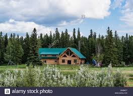 alaska house log house alaska stock photos u0026 log house alaska stock images alamy