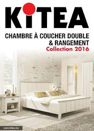 chambre a coucher promotion kitea chambre coucher 2016 by promotion au maroc issuu