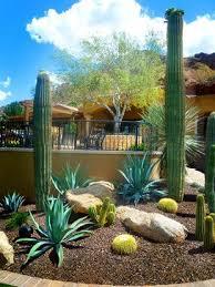 Front Yard Desert Landscape Mediterranean Exterior Best 25 Desert Backyard Ideas On Pinterest Desert Landscaping
