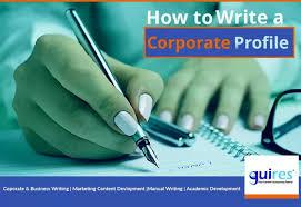 company profile writing how to write a company profile company profiles