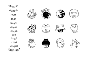 iconka graphic design illustration animation lettering cat