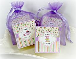 Baby Shower Gifts To Guests Tea Party Favors Birthday Party Favors Baby Shower Favors