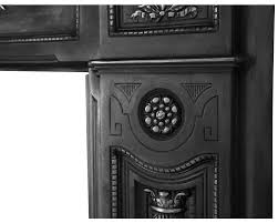 cast iron fireplace surround dact us