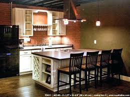 kitchen island with table built in hibachi grill table hibachi grill kitchen island grill for the home