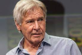 harrison ford harrison ford helps rescue after she drives car road