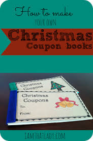 free make your own christmas coupon book free homeschool deals