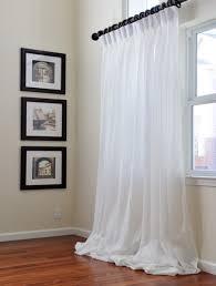 White Curtains White Curtains
