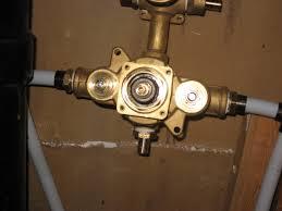 aqua brass shower valve question plumbing diy home improvement