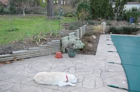 Building A Raised Patio With Retaining Wall by All I Want For Christmas Is A 20 000 Dry Stack Stone Retaining