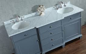 Bathroom Vanities 60 by Stufurhome Cadence Grey 60 Inch Double Sink Bathroom Vanity With