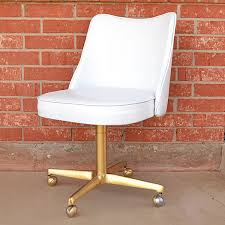 Diy Desk Chair 14 Stylish Diy Office Chair Makeovers You Can Realize Shelterness