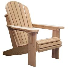 furniture modern adirondack chair good looking unfinished