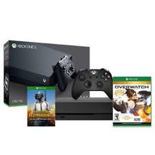 pubg xbox one x graphics xbox one x 1tb console overwatch goty edition disk pubg