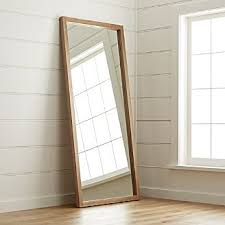 bedroom mirrors bedroom mirrors wall mirrors floor mirror shopping crate and barrel