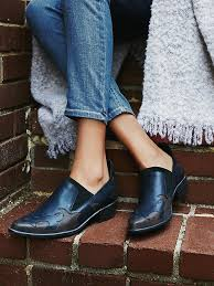 Comfortable Western Boots Monterey Western Shoe Boot Western Inspired Ankle Boot Featuring
