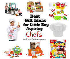 gift ideas for chefs best gift ideas for aspiring little boy chefs no plate like home