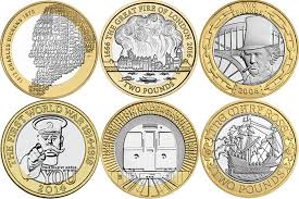 the 37 most valuable 2 coins in circulation have you got any in