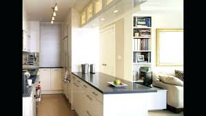 ideas for narrow kitchens open concept galley kitchen designs elrincondemama co