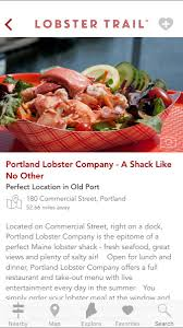 Portland Map App by The Maine App Maineguideapp Twitter
