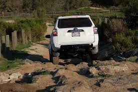 white jeep stuck in mud review toyota 4runner trd pro the truth about cars