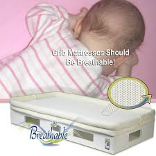 Crib Mattress Safety Ideas Safe Sleep For Infants And Toddlers With Breathable Crib