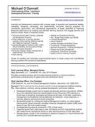 Executive Officer Resume Chief Learning Officer Resume Resume For Your Job Application