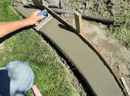 Concrete For Backyard by Garden Design Garden Design With Diy Concrete Garden Projects The