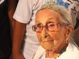 Dona Canô morre, aos 105 anos, na manhã de Natal - Famosos e ...