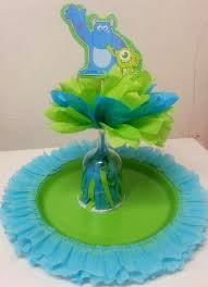 monsters inc baby shower decorations baby shower theme centerpieces adrianas creations
