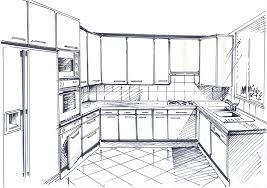 dessins de cuisine déco dessin cuisine 14 avignon conception cuisine 3d gratuit