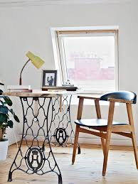 Table Desk Legs 20 Diy Desks That Really Work For Your Home Office