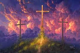 That Old Rugged Cross Old Rugged Cross By Abraham Hunter Infinity Fine Art
