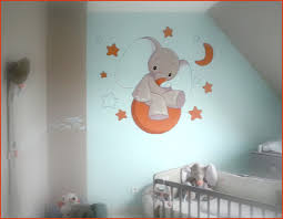 décoration murale chambre bébé robe de chambre bébé lovely deco mur chambre bebe avec d coration