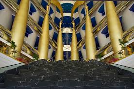 Interior Of Burj Al Arab Visiting The Burj Al Arab The World U0027s Most Luxurious Hotel