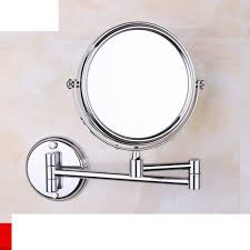 low cost bathroom copper bathroom vanity mirror magnifying glass
