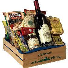 colorado gift baskets baskets for relationship building december 2011