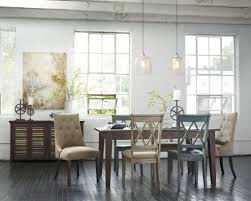 ashley mestler 7 pc dining room casual dining furniture