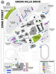 Asu Campus Map Phoenix Astronomical Society Downloads Maps