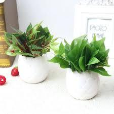 Home Decor Ca Flowers For Home Decor Artificial Cactus Plants In Pot Garden