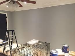benjamin moore chelsea gray paint bonus room makeover