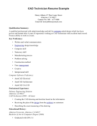 Sample Autocad Cover Letter Autocad Technician Cover Letter