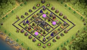 image clash of clans xbow 13 th7 to th11 farming trophy u0026 war base layouts for march 2017