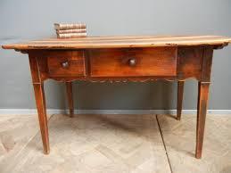 table de cuisine ancienne ancienne table de cuisine 2 tiroirs noyer